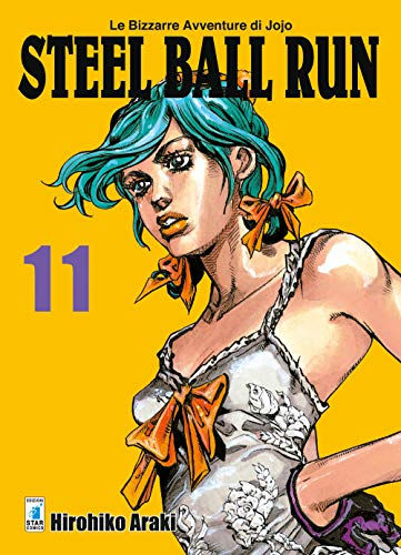 Steel ball run. Le bizzarre avventure di Jojo: 11