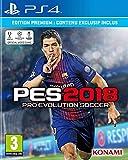 PES 2018 Premium D1 Edition - PlayStation 4 [Edizione: Francia]