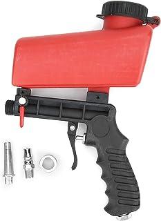 Air Schuren Blaster Pneumatisch Zandstralen Pistool Kleine Handheld Zand Blaster Machine Stralen Tool 90PSI voor Productie...
