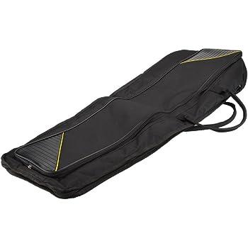 Ammoon® 600D Resistente al Agua Impermeable Bolsa de Trombón Paño de Oxford Mochila Correas de Hombro Ajustables 5mm de Bolsillo Algodón Acolchado para el Trombone del Alto/Tenor: Amazon.es: Instrumentos musicales