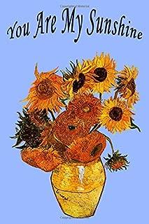 You Are My Sunshine: Van Gogh Sunflowers 6
