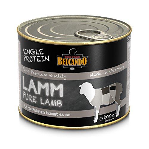 Belcando Feuchtnahrung Single Protein Lamm 12 x 200g