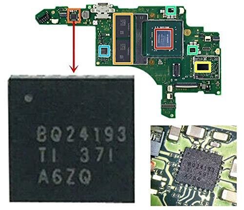 fonefunshop for Nintendo Switch - Battery Charging Management IC Chip BQ24193
