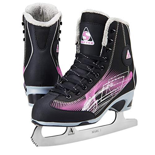 Jackson Ultima Figure Skates - Rave Women's RV2000 Purple Width Medium (Size 7)