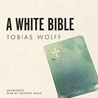 A White Bible audiobook cover art