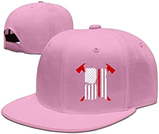 KLing Baseball Cap for Men and Women Bisexual Pride Flag Adjustable Cotton