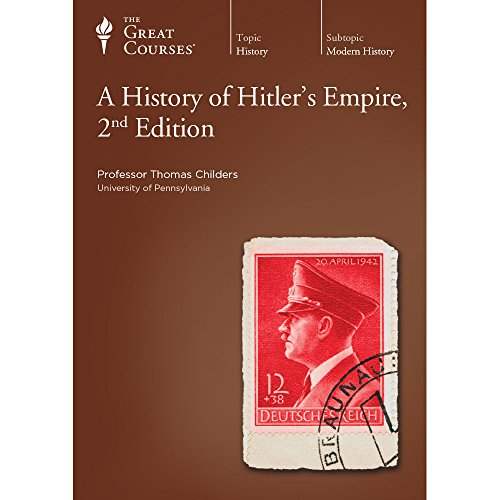 Price comparison product image A History of Hitler's Empire,  2nd Edition