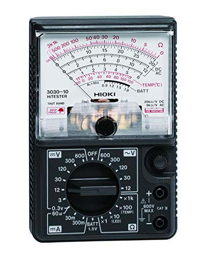 HIOKI(日置電機) 3030-10 アナログテスター