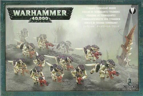 Games Workshop Warhammer Tyraniden Termagantenrotte 40.000 40k