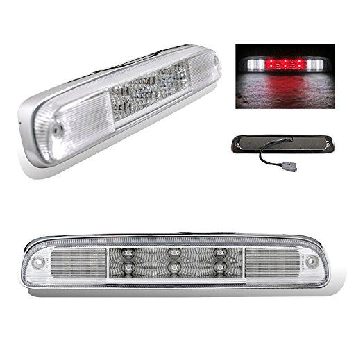 SPPC Chrome LED 3rd Brake Lights G2 For Ford Super Duty/Ranger - Cargo Tail Lamp