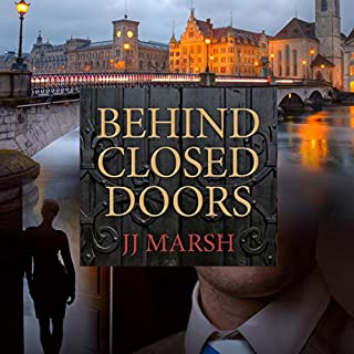 Behind Closed Doors: A European Crime Mystery audiobook cover art