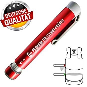 Gaslock Indicateur de niveau de remplissage des bouteilles de gaz, mesure ultrasonique