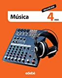 MÚSICA 4 ESO (INCLUYE DVD) - 9788468303499
