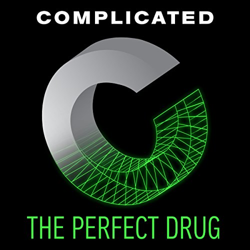 The Perfect Drug audiobook cover art
