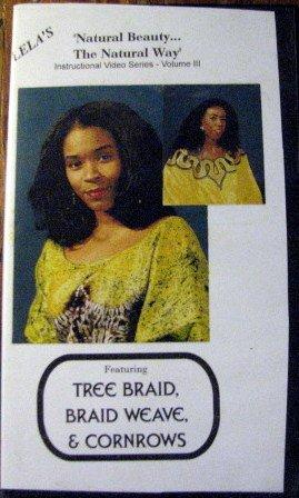 Tree Braid, Braid Weave & Cornrows [VHS]