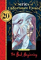 The Bad Beginning 20th anniversary gift edition (A Series of Unfortunate Events)