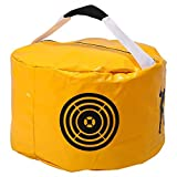 Golf Smash Bag Impact Trainer Swing Training Aids Power Golf Practicing Bag ( Color : Yellow )