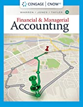 financial & managerial accounting 15th edition