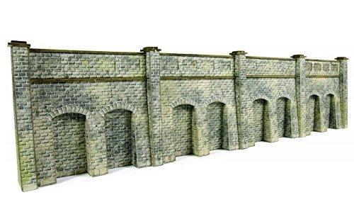 METCALFE MODELS PN144 N Scale Retaining Walls in Stone by Metcalfe Models