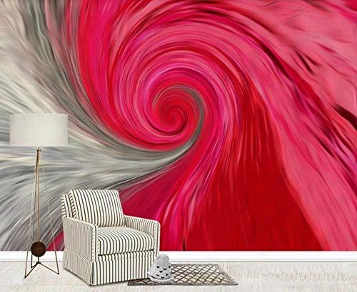3D Tapete Rosa Moderne Abstrakte Spirograph Fototapete 3D Effekt Wandbild Tapeten Wohnzimmer Hintergrundbilder