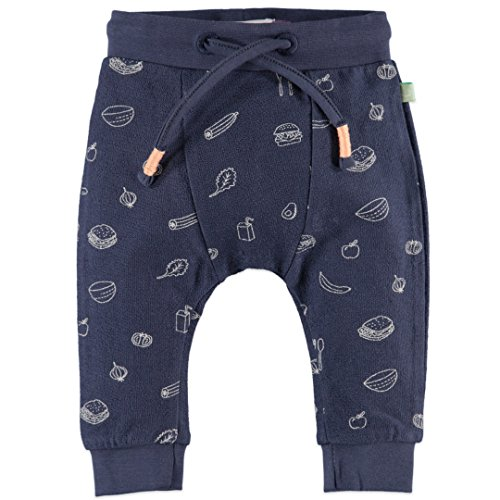 Babyface new born Boys Hose Sweat, Joggingpant 8127223, Fb. night blue (Gr 68)