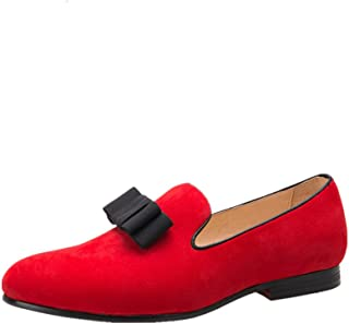 Thadensama Classic Mens Fashion Tassel Soft Moccasins Mens Genuine Suede Leather Casual Loafers Man Outdoor Oxfords Driving Flats Shoes