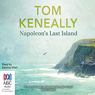 Napoleon's Last Island cover art