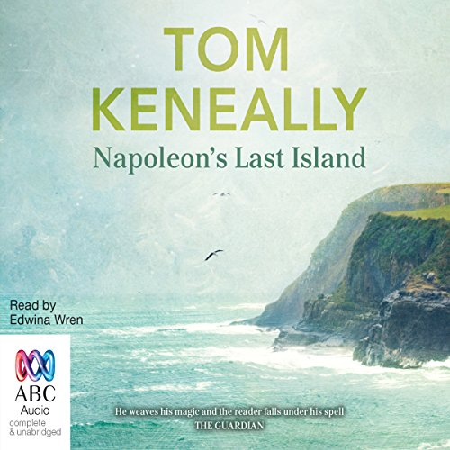 Napoleon's Last Island audiobook cover art