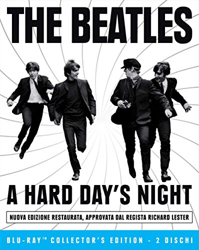 The Beatles  -A  Hard Day's Night  (CE) (2 Blu-Ray) [Italia] [Blu-ray]
