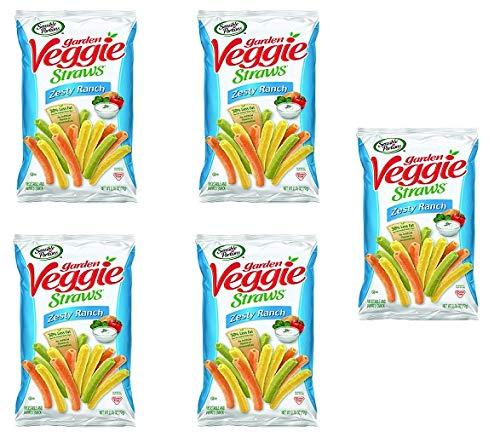 2021 new Sensible Portions Zesty Ranch Veggie Straws 35% OFF 2.75 Bag Coun 6 oz