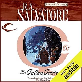 Page de couverture de The Fallen Fortress