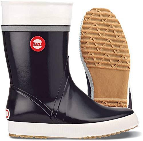 Nokian Footwear - Gummistiefel -Hai- (Originals) Aubergine, Größe 34 [498-114-34]