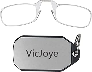 VicJoye Foldable Reading Glasses,Folding Readers Foldable Readers,Collapsible Reading Glasses Fold Flat Reading Glasses,Fo...