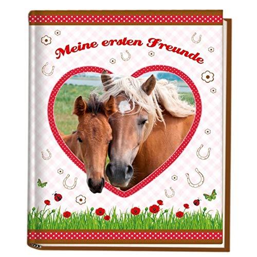 Pferde Kindergartenfreundebuch: Meine ersten Freunde