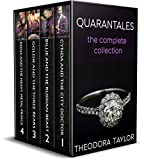 Quarantales - The Complete Contemporary Romance Box Set: Cynda and the City Doctor, Billie and the Russian Beast, Goldie and the Three Bears, Reina and the Heavy Metal Prince (English Edition)