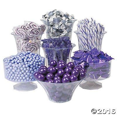 Purple Candy Buffet Assortment