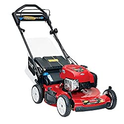 Toro's 22-Inch Personal Pace® Electric Start Mower