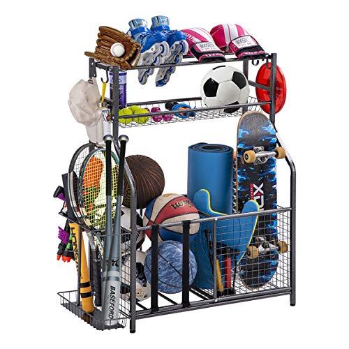 Garage Sports Equipment Storage ...