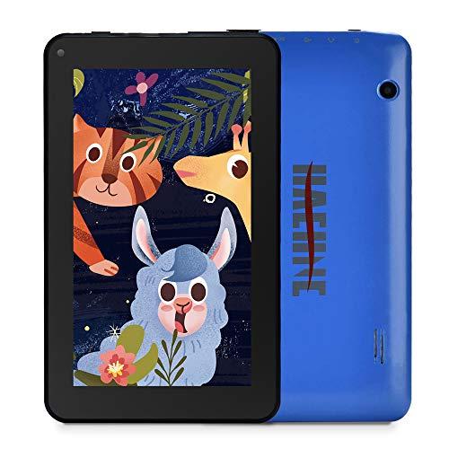 Haehne 7 inch Tablet, Android 9.0, 1G RAM 16GB Storage, Quad Core Processor, 7