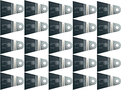 Find Bargain Fein 63502161020 Long Life E-Cut 161 Blade (25 Pack)