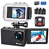 Best Hd Action Cameras - Napasa Action Camera 4K Ultra HD WiFi Sports Review