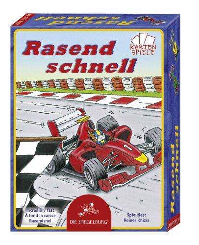 Die Spiegelburg 21217 Kartenspiel Rasend schnell