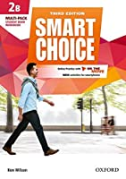 Smart Choice: Level 2: Multi-Pack B with Online Practice and On The Move: Smart Learning - on the page and on the move
