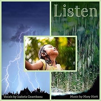 Listen (feat. Izabela Geambasu)