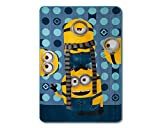 Despicable Me 3 Minions Yellow & Blue Bed Blanket (62'X90')