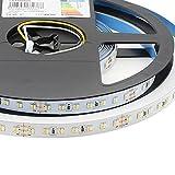 Tira LED Blanco Dual SMD3014, DC24V, 5m (224 Led/m) - IP20, Blanco dual