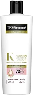 Tresemme Keratin Smooth Conditioner with Argan Oil for Dry & Frizzy Hair, 400ml