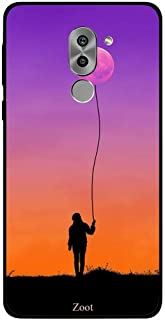 Honor 6X Case Cover Holding The Moon, Zoot Designer Phone Covers