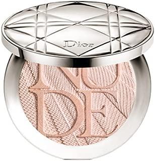 Dior 2018 Spring Diorskin Nude Air Luminizer Glow Addict Sculpting Powder - Holo Pink No. 001