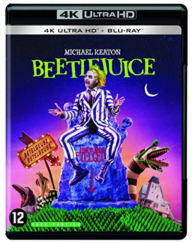 Beetlejuice [4K Ultra HD + Blu-Ray]